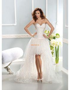 631f7a9fb731 Hala Jiskra a záře Nášivky Svatební šaty 2014 Formal Dresses Under 100