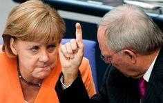 Handelsblatt: Διχασμένη η γερμανική κυβέρνηση για την Ελλάδα: Tην αντίθεσή του στην πολιτική του Γερμανού υπουργού Οικονομικών Βόλφγκανγκ…