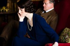 Downton Abbey season 5 episode 5: Lady Mary and Lord Grantham