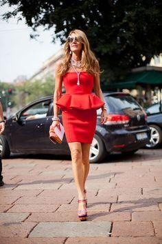 Tjedan mode u Milanu: Street style 1. dio, Buro 24/7