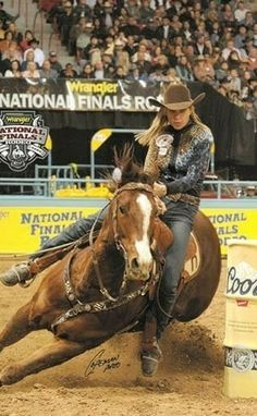 Amateur riding rodeo cow alberta
