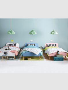 Lit enfant Confetti, Chambre et linge de lit