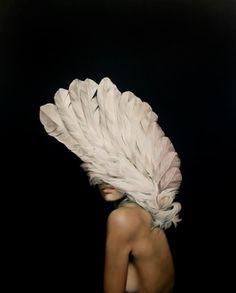 Graceful Portraits Blend Naturally With Birds - My Modern Metropolis