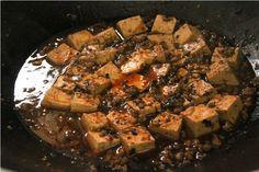 Sichuan Mapo Tofu   麻婆豆腐   Yi Reservation