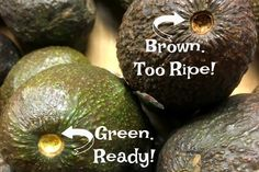 Is your avocado too hard? Learn how to ripen a rock hard avocado in just 10 minutes. Ripen an avocado fast! Healthy Fats, Healthy Choices, Healthy Eating, Clean Eating, Avocado Recipes, Healthy Recipes, Keto Recipes, Vegetarian Recipes, Hard Avocado