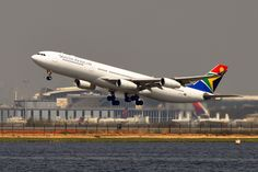 South African Airways, holla!
