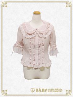 snow dot blouse pink.jpg