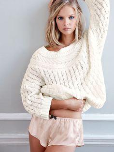 Cable-knit Pullover Sweater - Victoria's Secret