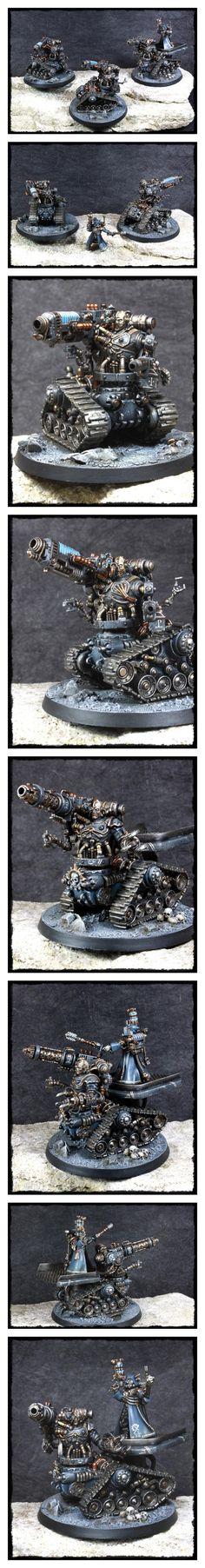 AdMech Kataphron Destroyers, Achlys Tertius  Achlys Iii, Adeptus Mechanicus, Admech, Alpha, Kataphrons, Skitarii, Warhammer 40,000