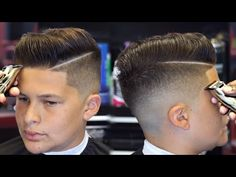 FULL LENGTH: HAIRCUT TUTORIAL on How To Do A Contour Fade HD - YouTube