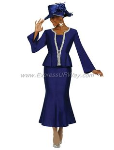 Fall And Holiday Church Suits 2014 Church Suits And Hats, Women Church Suits, Church Attire, Church Dresses, Church Outfits, Dresses For Teens, Modest Dresses, Suits For Women, Nice Dresses