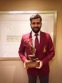 Rohit Sharma conferred with Arjuna Award!! #RohitSharma #Cricket #CricketTrolls #T20 - http://ift.tt/1ZZ3e4d