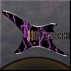 BC Rich Stealth I am so madly in love with this guitar