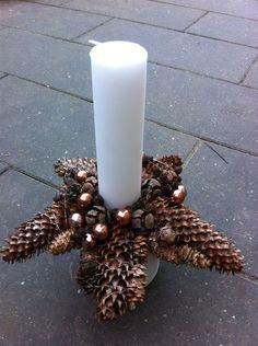 Jul - www.bywillum.dk Diy Christmas Lights, Diy Christmas Decorations Easy, Classy Christmas, Christmas Jars, Cheap Christmas, Christmas Centerpieces, Rustic Christmas, Christmas Holidays, Hygge Christmas