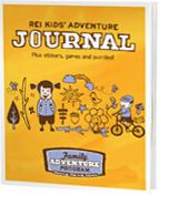 REI journal fun for the kids.  Just some ideas to copy for their own summer journals.