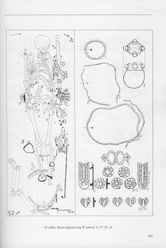 hun Revesz 1996 A karosi honfoglalas kori temetok Ancient Civilizations, 9 And 10, Vikings, Belts, Medieval, History, Leather, Accessories, Billboard
