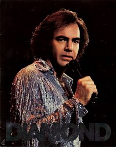 "Neil Diamond ""Headed for the Future"" tour - September 14, 1986, Memorial Coliseum, Portland, OR"