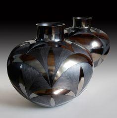 Africa | Ian Garrett ~ South African Ceramist