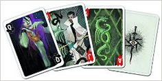 Dragon Age: Inquisition Playing Cards: Amazon.co.uk: Dark Horse Deluxe: 0761568278842: Books