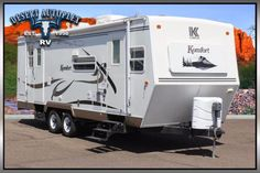 2006 Komfort 253TS Single Slide Travel Trailer FOR SALE! (Stock# 032549) Call us today with an offer that works for you! Toll free at 1.888.385.1122 or online at www.DesertAutoplex.com #komfort #rv #gorving #rvlife #gocamping #travel #trailer