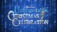 "Details of ""Disney Parks Unforgettable Christmas Celebration"" TV Special http://feedproxy.google.com/~r/TheDisneyBlog/~3/zEcn4YsJbPk/"