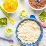 Homemade baby food: Round 5