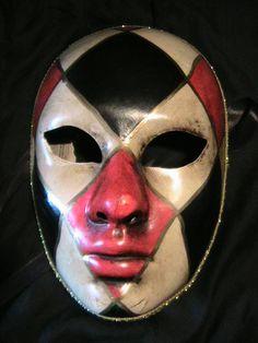 Harlequim Mask