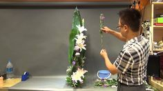 B110 Gordon Lee 花柱設計 Creative Floral Pillar