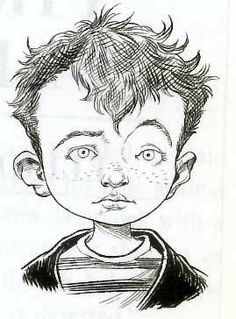 My favorite illustrator Chris Riddell
