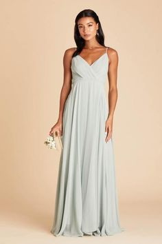Kaia Dress - Sage Bridesmaid Dresses Under 100, Affordable Bridesmaid Dresses, Beautiful Bridesmaid Dresses, Green Bridesmaid Dresses, Wedding Dresses, Bridesmaids, Maternity Dresses, Chiffon, Color Swatches
