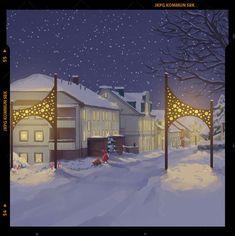 Som rubriken säger – Er vänlige kommunale belysningsplanerare vill önska sina fans (som nog räknas på ena handens fingrar) en God Jul. Eller en Goder Juler som det heter i bättre familjer. &n…