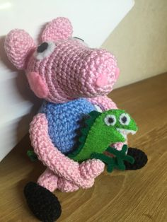 Georges pig