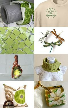 Livin' the Dream by Tommye on Etsy--Pinned with TreasuryPin.com