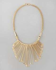 Jules Smith - Viva Glam Necklace @Pascale Lemay Lemay De Groof