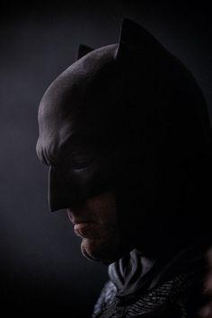 Batman Dawn Of Justice Portrait Gallery Print