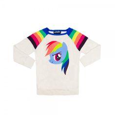 Rainbow Dash Knit - make something similar for Ava?