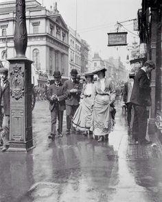 Londen 19e eeuw