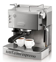 Totrf is providing the best Automatic Espresso Machines with Automatic milk frother, BVMC-ECMP1000, One Touch Control Panel etc at affordable price. Visit: - http://www.totrf.com/espresso/
