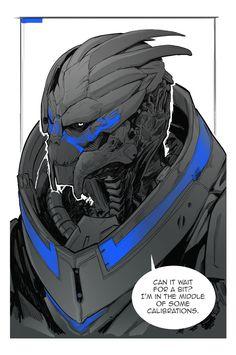 Garrus,ME персонажи,Mass Effect,фэндомы,Reguzzoni Luca Mass Effect Garrus, Mass Effect 1, Mass Effect Universe, Tomb Raider Cosplay, Commander Shepard, Science Experiments Kids, Dragon Age, Science Fiction, Video Game