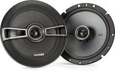 Kicker KS series car audio speakers