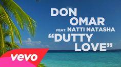 Fun song. Don Omar - Dutty Love (Lyric Video) ft. Natti Natasha