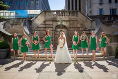 Great colors! We loved styling theses ladies