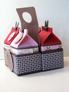 mini milk carton tote tutorial- Kathleenh
