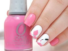 Nailstorming - Aux couleurs de son blog (ou de son blog favori) - Marine Loves Polish - nailart - nail polish bottle