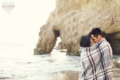 A super sweet couple, tea cakes, Twilight books and a gorgeous backdrop – what more could I ask for?!!! We had a blast shooting Celeine + Patrick's adorable engagement session in Malibu. I love how in love these two are and how much they trusted me – Celeine climbing a very high rock in a dress and them getting wet for the very last shot =). Love you guys and super excited for Saturday!