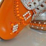 Laurie Johnston tap shoe - five kinds of fabulous