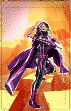 Stephanie Brown by Dustin Nguyen *
