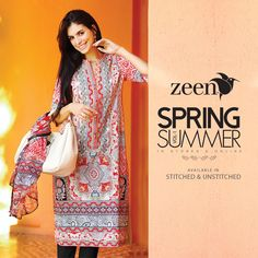Zeen Spring/Summer 2015 - All leading stores & Online  #Spring #Summer #Thinkspring