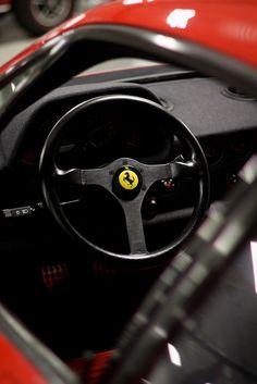 F40 Cockpit