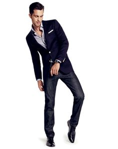 The GQ Guide To Business Casual: Wear It Now: GQ